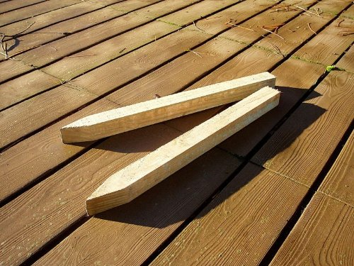 timber edging products