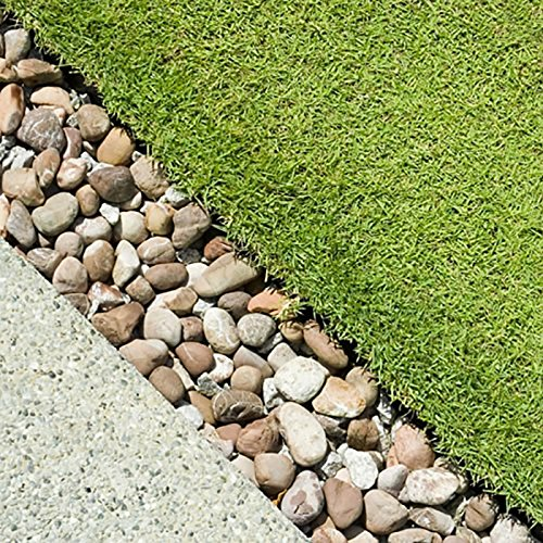 Garden border stones 27 beautiful garden edging ideas for Decorative stone garden border